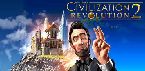 بازی استراتژیک انقلاب تمدن ها اندروید Civilization Revolution 2 v1.3.0