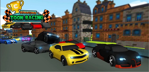 Downtown Toon Car Racing v1.2