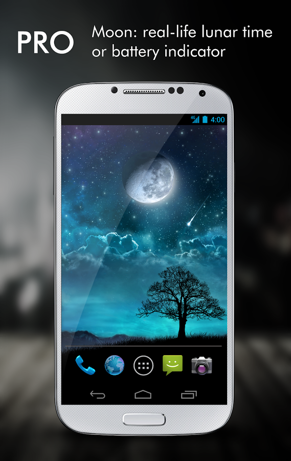 Dream Night Pro Live Wallpaper v1.5.11