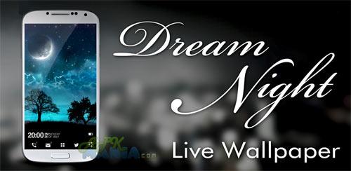 Dream-Night-live-Wallpaper
