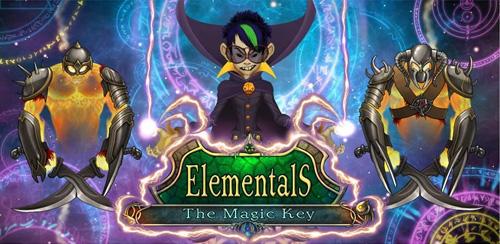 دانلود بازی هیدن آبجکت کلید جادویی Elemental: The Magic Key v0.1.4