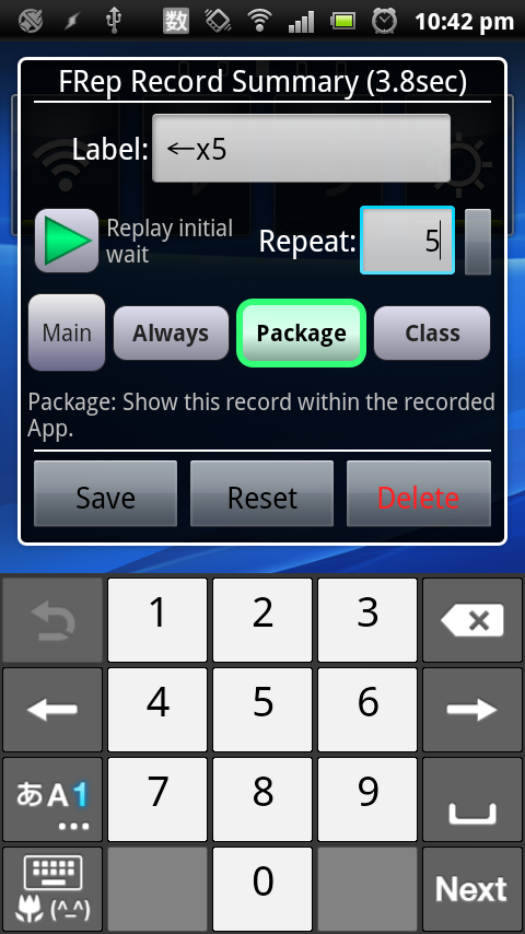 FRep – Finger Replayer FULL v4.1