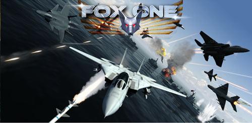 دانلود بازی هواپیمایی جنگنده های فاکس وان