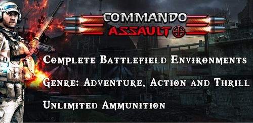 Front Commando Assault: Strike v1.4