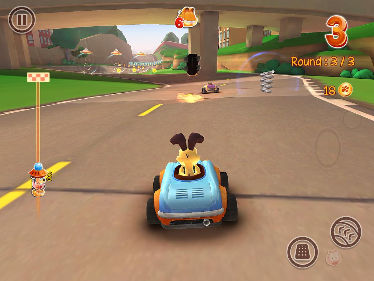 Garfield Kart Fast & Furry v1.043 + data