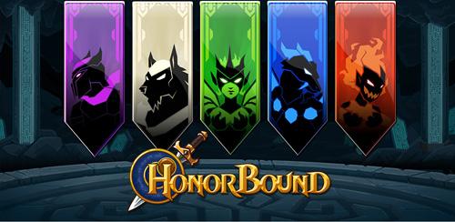 دانلود بازی اندروید HonorBound 2.44.96