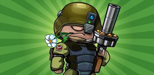 دانلود بازی دفاع آهنین اندروید Iron Defense Pro v1.0