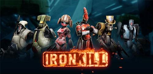 Ironkill: Robot Fighting Game v1.0.17 + data