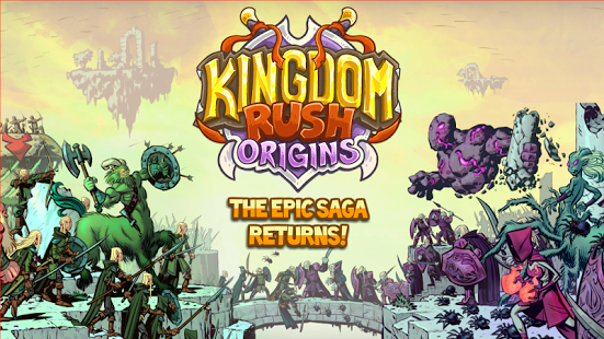 Kingdom Rush Origins v2.0.2 + data