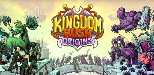 دانلود بازی ریشه پادشاهی Kingdom Rush Origins برای اندروید