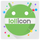 Lollicon Launcher Theme789