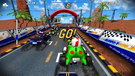 Monkey Racing v1.0.3 + data