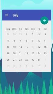 Month: Calendar Widget Premium v2.2.15.4.17