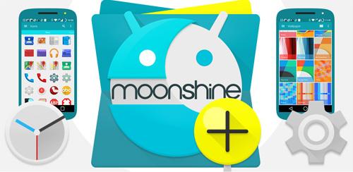 Moonshine-launcher