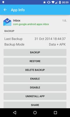 Parcel Backup & Restore 1.0.4