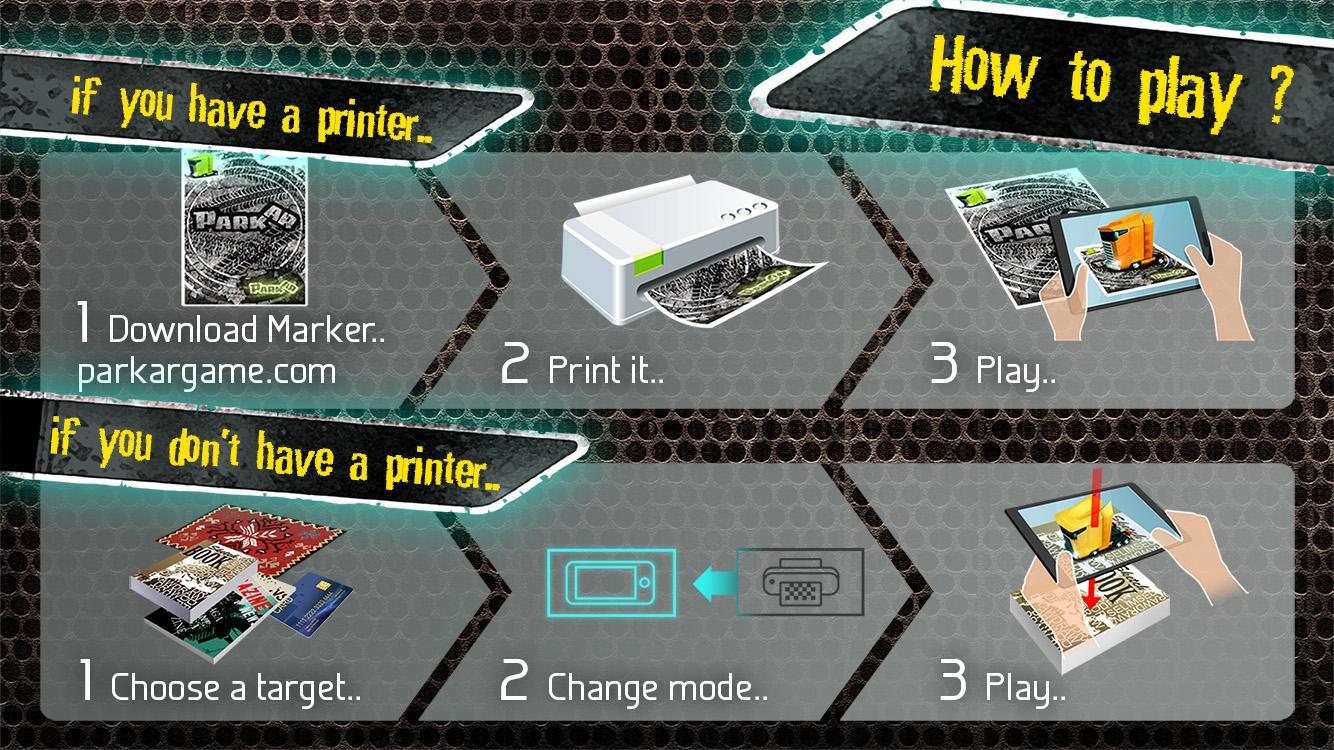 Park AR – Parking Game v1.5