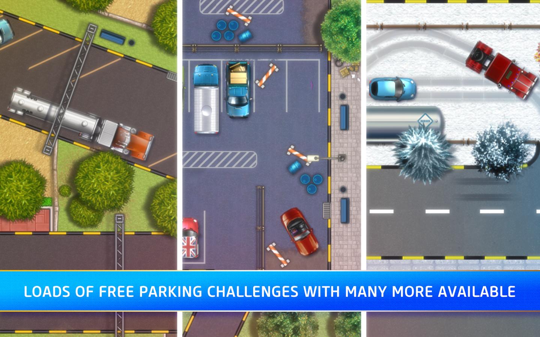 Parking Mania v2.3.0 + data