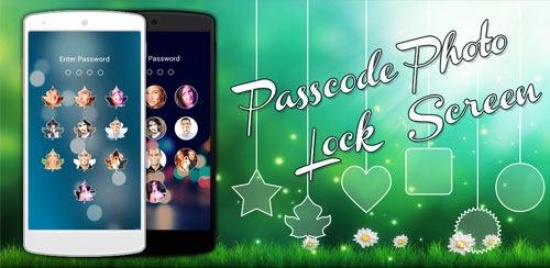 Passcode Photo Lock Screen 2.0