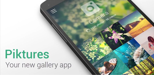 Piktures – Beautiful Gallery v2.3 build 421