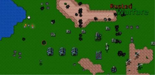 Rusted Warfare – RTS Strategy v1.11