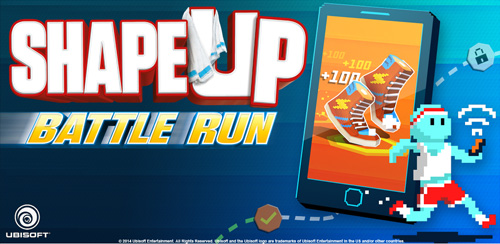 Shape Up Battle Run 1.0.0