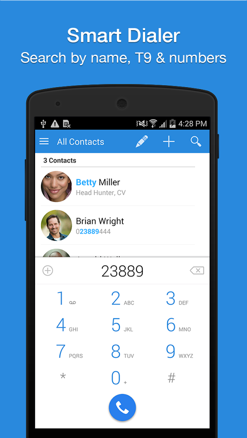 Simpler Contacts & Dialer v7.3