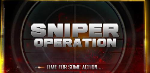 دانلود بازی عامل اسنایپر اندروید Sniper Operation v1.2