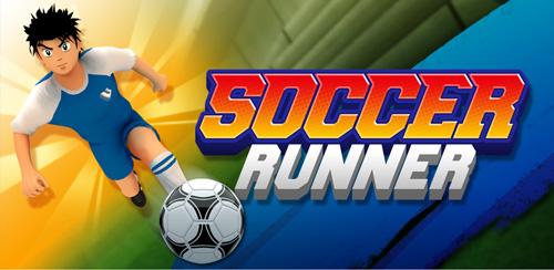دانلود بازی دونده فوتبال اندروید Soccer Runner: Football rush! v1.0.4