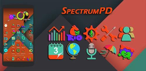 SpectrumPD Icon Pack v1.0