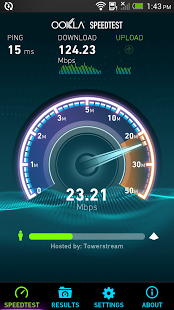 Speedtest by Ookla v3.2.37 build 32126