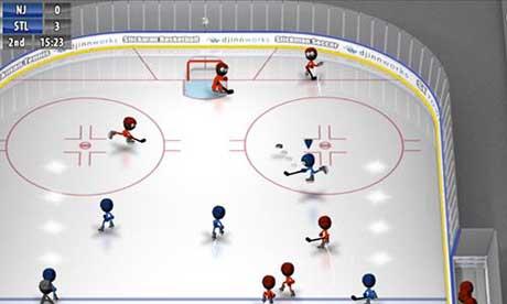 Stickman Ice Hockey v2.0