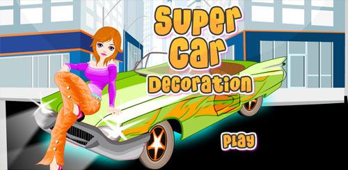 Decorating Super Car v2.0.1