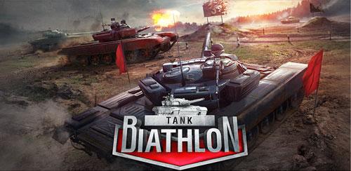 دانلود بازی تانک اندروید Tank Biathlon 1.0.0