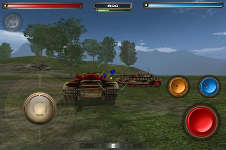 Tank Recon 2 v3.1.640