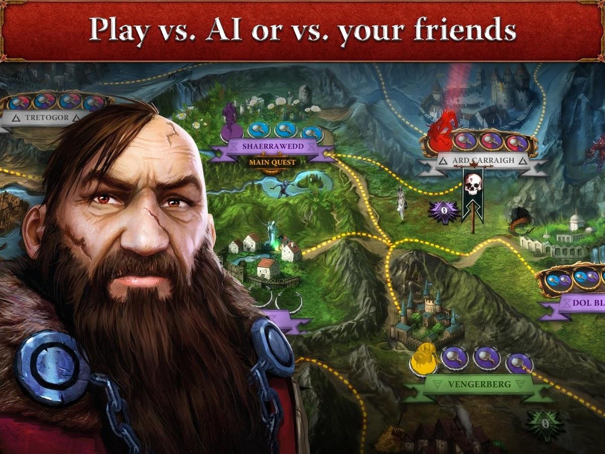 Игра ведьмак на андроид на гугл плей