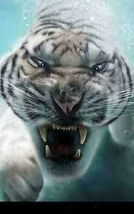 Tiger Live Wallpaper v2.0