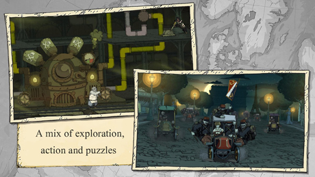 Valiant Hearts: The Great War v1.0.4 + data