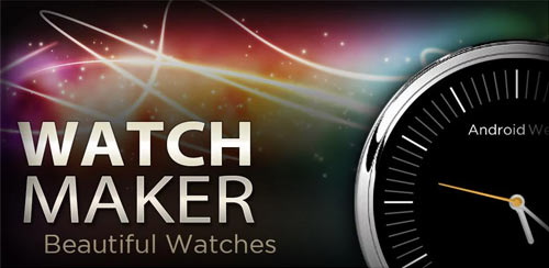WatchMaker Premium Watch Face v4.0.0b2