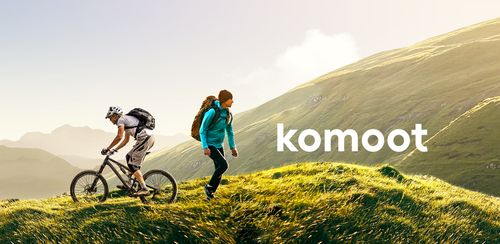 Komoot — Cycling, Hiking & Mountain Biking Maps v9.6.8