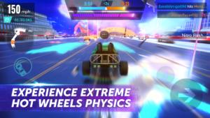 تصویر محیط Hot Wheels Infinite Loop v1.16.0 + data