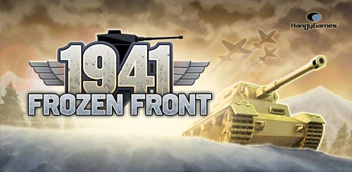 دانلود بازی استراتژیک اندروید 1941 Frozen Front Premium v1.6.0