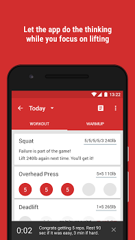 StrongLifts 5×5 Workout Pro v2.5.4