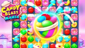 تصویر محیط Candy Blast Mania – Match 3 Puzzle Game v1.4.6