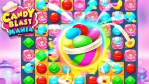 تصویر محیط Candy Blast Mania – Match 3 Puzzle Game v1.3.8