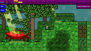 تصویر محیط Planetventure v5.3.1