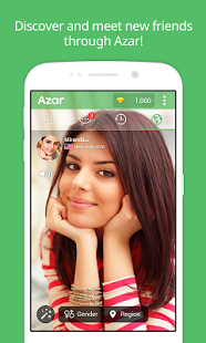 Azar – Video Chat & Call, Text v3.5.6