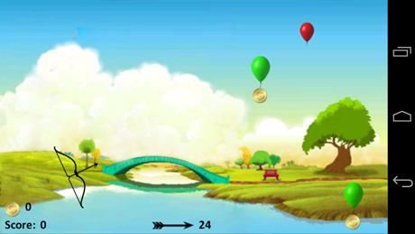Balloon Bow & Arrow v7.0.9