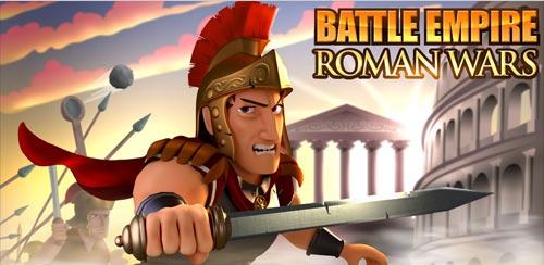 دانلود بازی نبرد امپراتوری جنگ رومی ها Battle Empire: Roman Wars 1.1.4