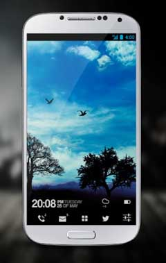 Blue Sky Pro Live Wallpaper v1.5.4