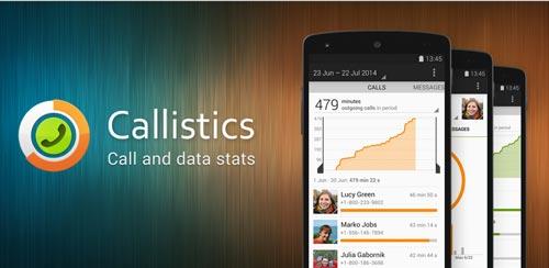 مدیریت مصرف اینترنت و تماس Callistics Premium - Call & Data usage v1.3.4